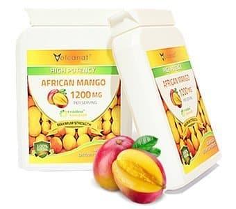 African Mango 1200 Mg - Produs Original din Gradina Sanatatii