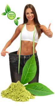 Ceai Verde 850 Mg per Capsula Concentratie Mare