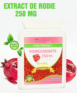 Extract de Rodie 250 Mg - Produs in Anglia