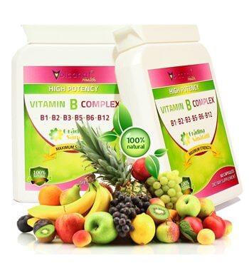 Vitamina B Complex - Produs in Anglia
