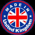 Produs Fabricat in Anglia