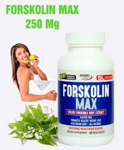 Forskolin Max 250Mg - Foarte Concentrat - Produs in America - Original.fw