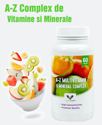 complex vitamin-mineral pentru restaurare articulară)