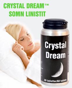 Crystal Dream - Adjuvant Natural pentru un Somn Linistit