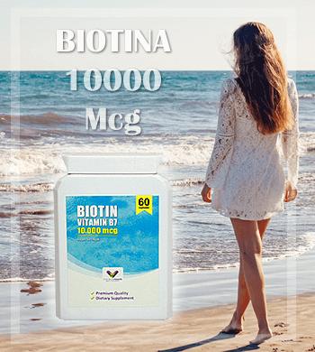 Biotina ajuta la Regenerarea Parului, Pielii si a Unghiilor