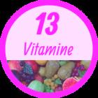 Contine 13 Vitamine Esentiale in Proportie Perfect Echilibrata.fw
