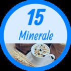 15 Minerale in Compoizitie