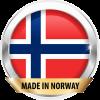 Produs in Norvegia