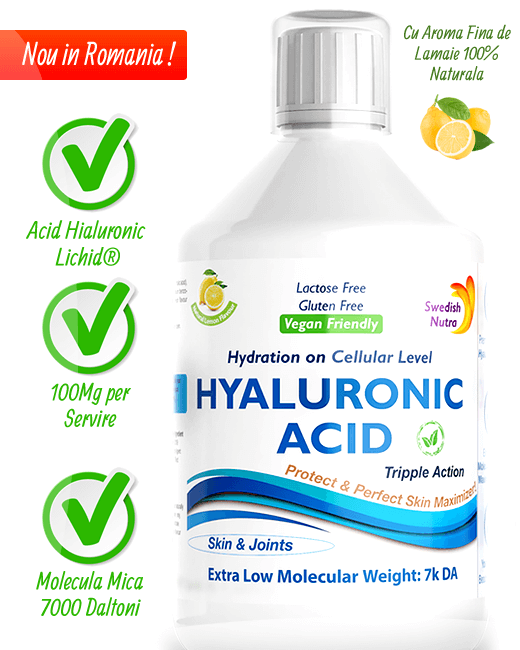 gel hialuronic pentru articulații)